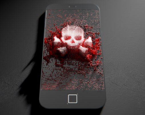 SMishing and Vishing mobile security threats